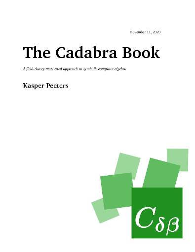 [cadabra book cover]